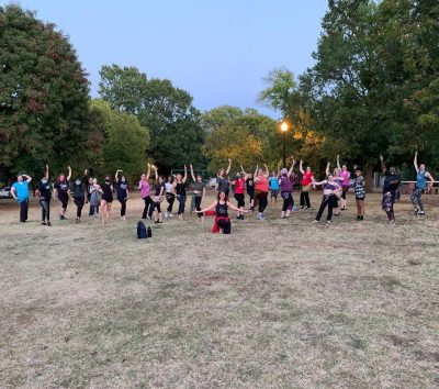 Aalim's Bellydancing in the Park