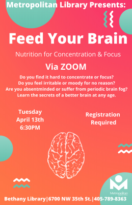 Feed Your Brain: Nutrition for Concentration & Focus