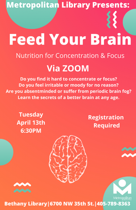 Feed Your Brain: Nutrition for Concentration &...