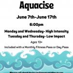 Aquacise
