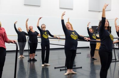 Oklahoma City Ballet's Golden Swans program