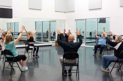 Oklahoma City Ballet's Dance for Parkinson's progr...
