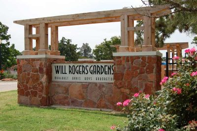 Will Rogers Gardens