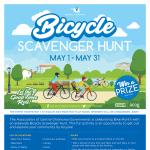 Bicycle Scavenger Hunt