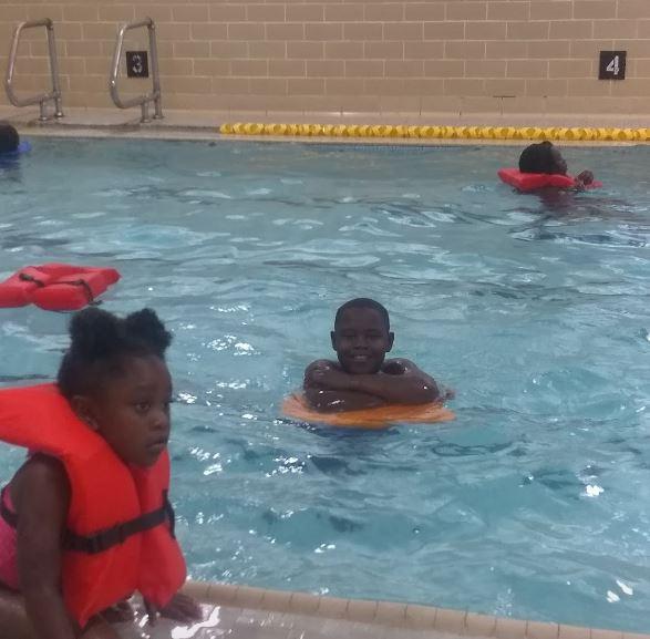 Foster Recreation Center Indoor Pool