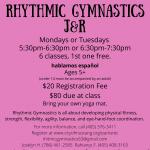 Rhythmic Gymnastics J&R