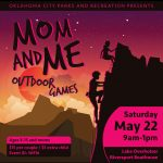 Mom & Me Outdoor Games