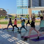 FREE Yoga: Treat Yourself at Scissortail Park