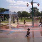 E.B. Jeffrey Park Splash Pad