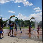 Harvest Hills Park Splash Pad