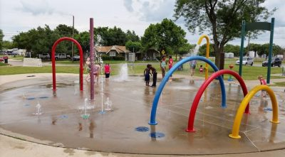 Lippert Park Splash Pad