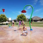 Apple Valley Park Splash Pad