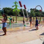 Parmele Park Splash Pad