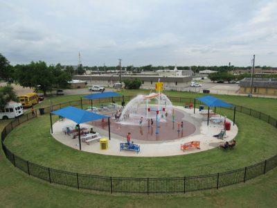 Duffner Park Splash Pad