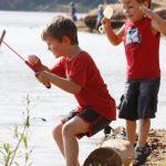 Arcadia Lake Kids Fishing Derby