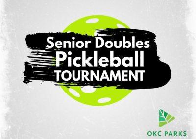 Senior Pickle Ball Tournament