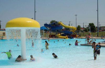 Reno Swim and Slide