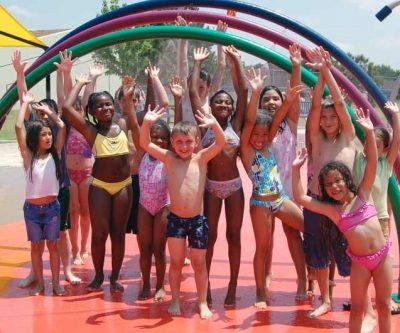 Youngs Park Splash Pad