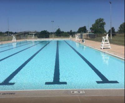Woodson Community Outdoor Pool