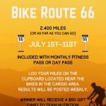 Bike Route 66