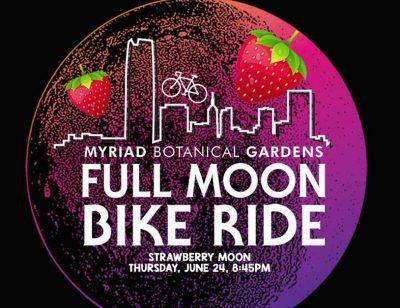 Full Moon Bike Ride Presented by OU Health