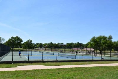 OKC Parks Youth Summer Tennis Clinic