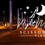 Night Market at Scissortail Park