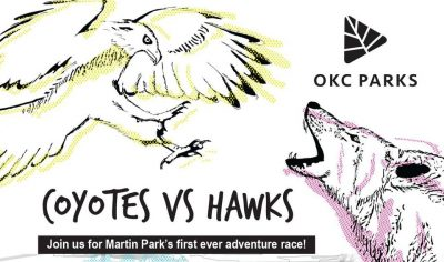Coyotes vs. Hawks Adventure Run!