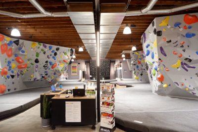Blocworks Indoor Climbing Gym