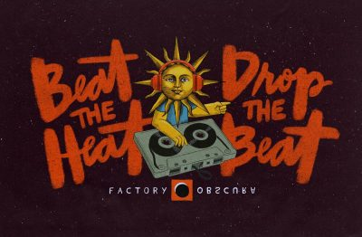 Beat the Heat and Drop the Beat Summer Block Party