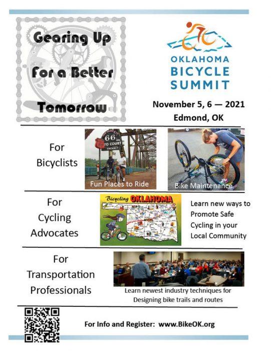 Oklahoma Bicycle Summit