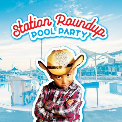 The Station Roundup Pool Party