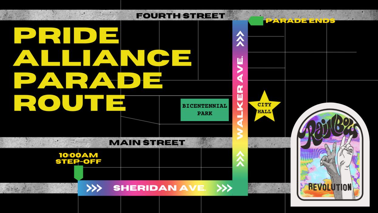 2021 OKC PrideFest + Parade