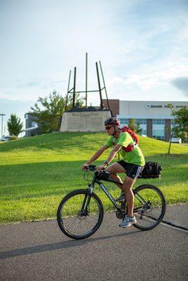 Oklahoma Bicycle Society Streak