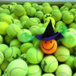 OKC Parks Halloween Tennis Camp