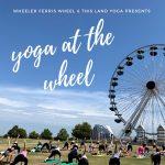 Yoga at the Wheel
