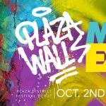 Volunteer for the Plaza Walls Mural Expo