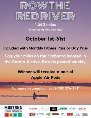 Row The Red River