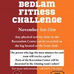 Bedlam Fitness Challenge